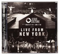 Album Image for 2012 Jesus Culture With Martin Smith: Live From New York (2 Cd) - DISC 1