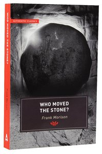 Product: Authentic Classics: Who Moved The Stone? Image