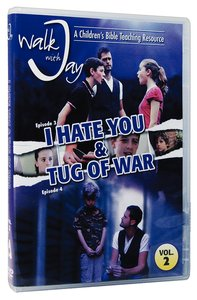 Product: Walk With Jay #02: I Hate You & Tug Of War Dvd Image