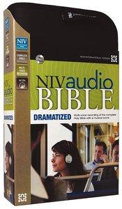 Album Image for NIV Audio Bible Dramatized (64 Audio Cds Unabridged 76 Hrs) - DISC 1