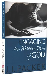 Product: Cswp: Engaging The Written Word Of God Image
