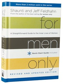 Product: For Men Only (Revised And Updated Edition) Image