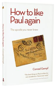 Product: How To Like Paul Again Image