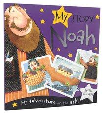 Product: My Story Noah (Includes Stickers) Image