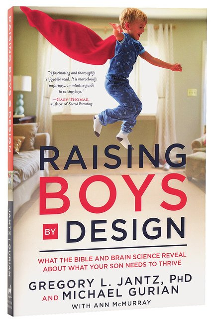 Product: Raising Boys By Design Image
