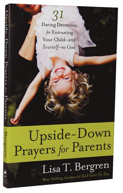 Product: Upside-down Prayers For Parents Image
