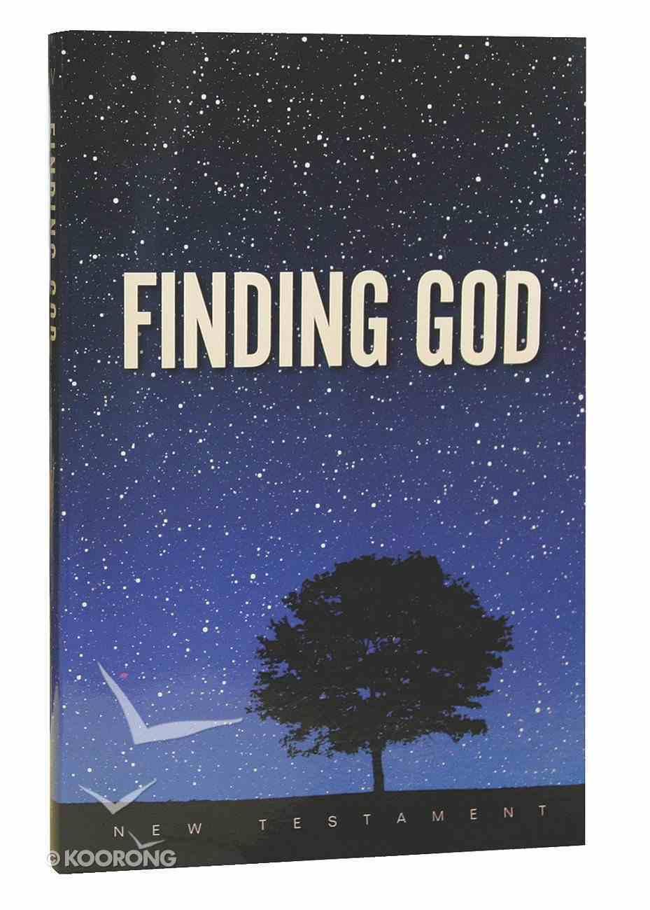 NIV Finding God New Testament: Stars Paperback
