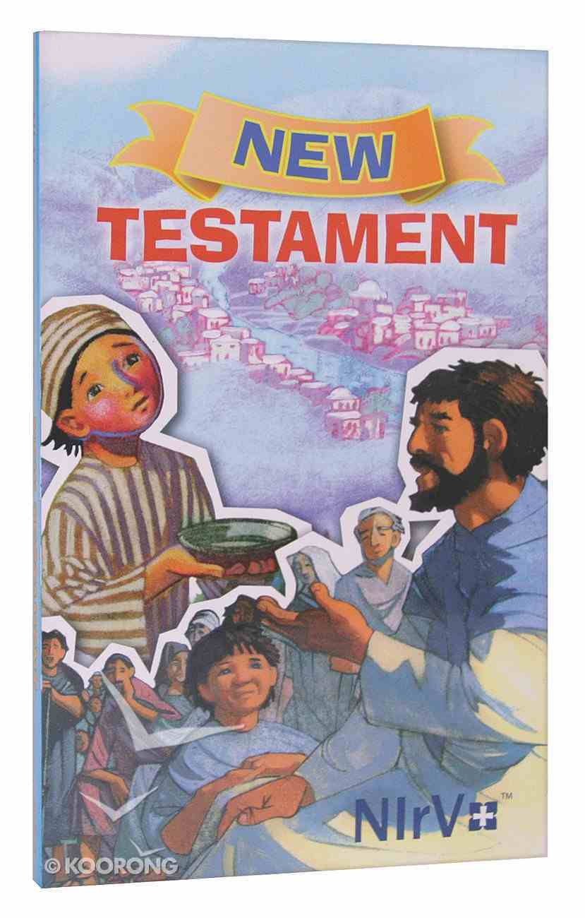 NIRV Children's Outreach New Testament (Ages 6-10) Paperback
