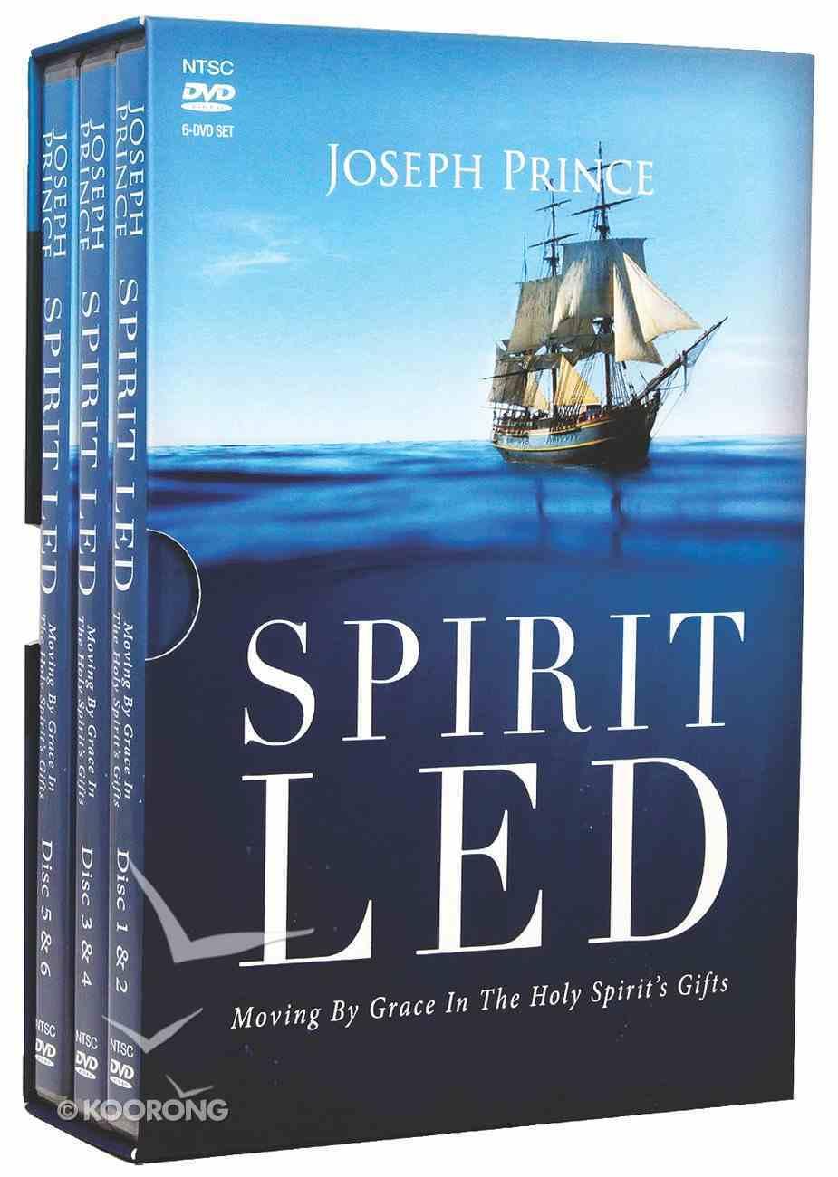 Spirit Led (6 Dvds) DVD
