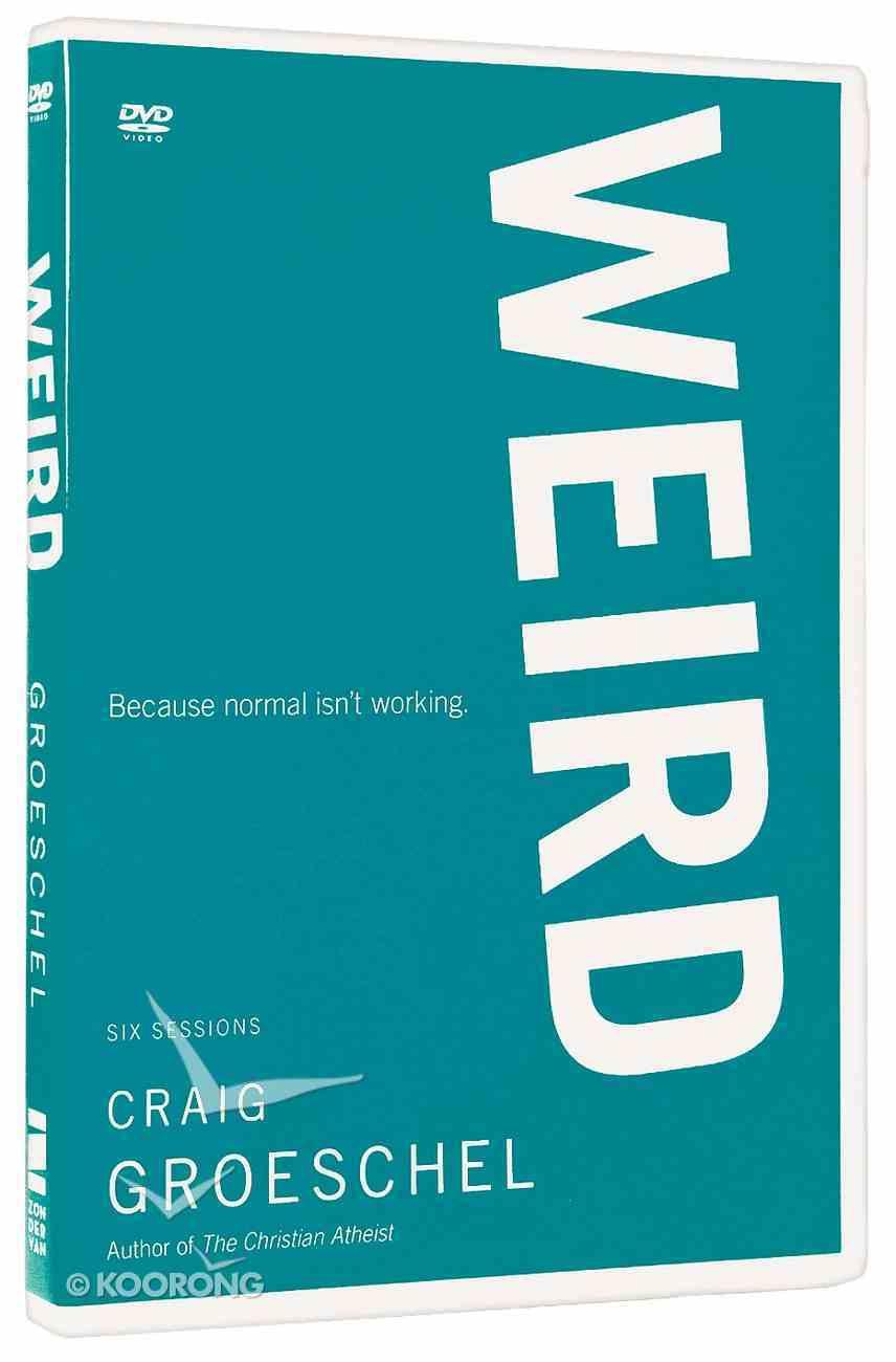 Weird (Dvd) DVD