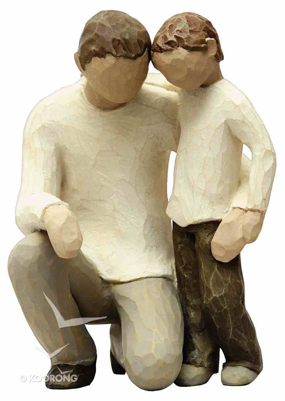 Willow Tree Figurine: Father and Son Homeware