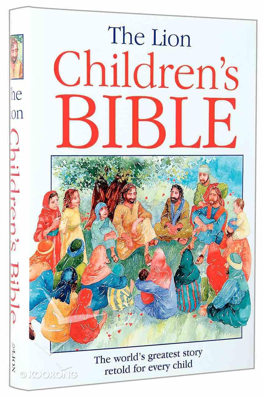 The Lion Children's Bible (2nd Edition) Hardback