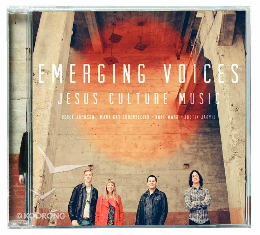 2012 Emerging Voices CD