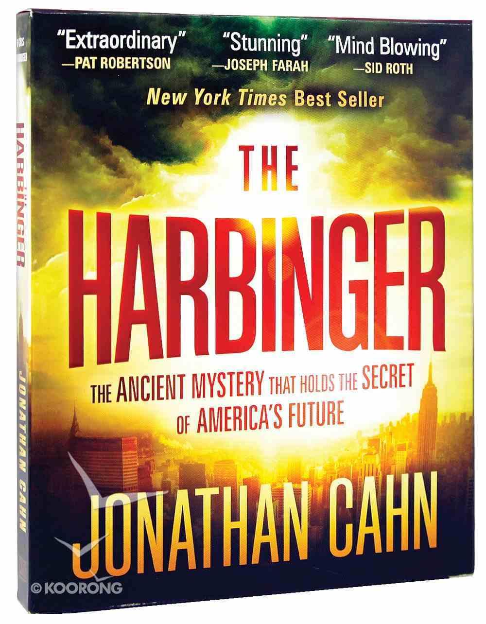The Harbinger (6 Cds Unabridged) CD