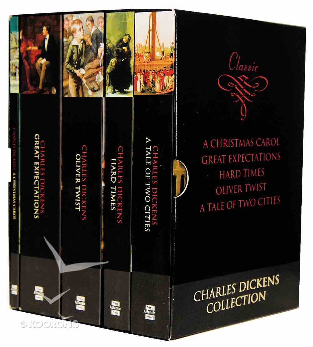 Charles Dickens Collection 5-Pack (5 Vols) Pack