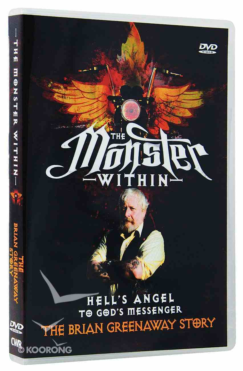 The Monster Within DVD