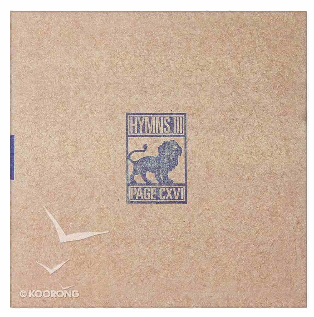 Hymns 3 CD