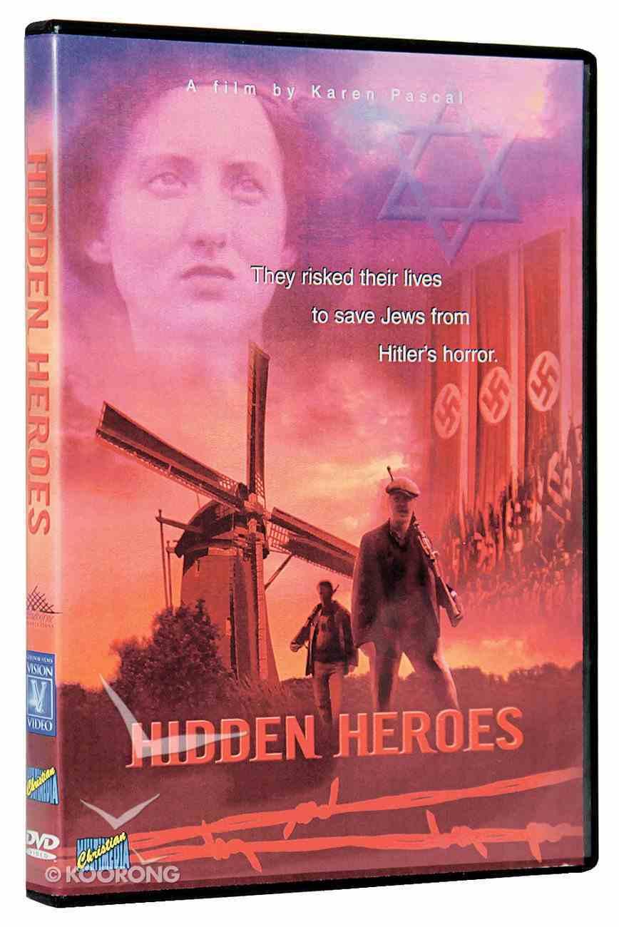 Hidden Heroes DVD