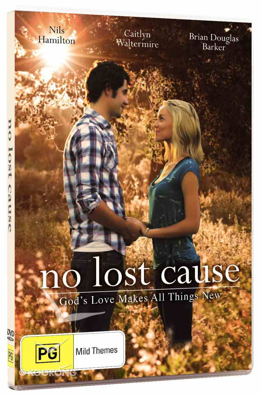 No Lost Cause DVD