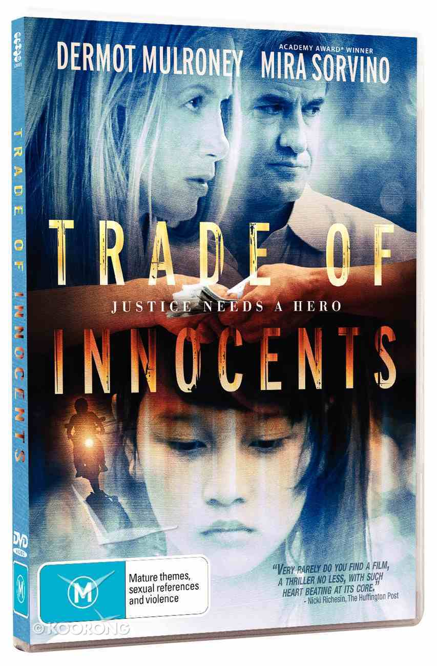 Scr DVD Trade of Innocents: Screening Licence (0-100 Congregation Size) Digital Licence