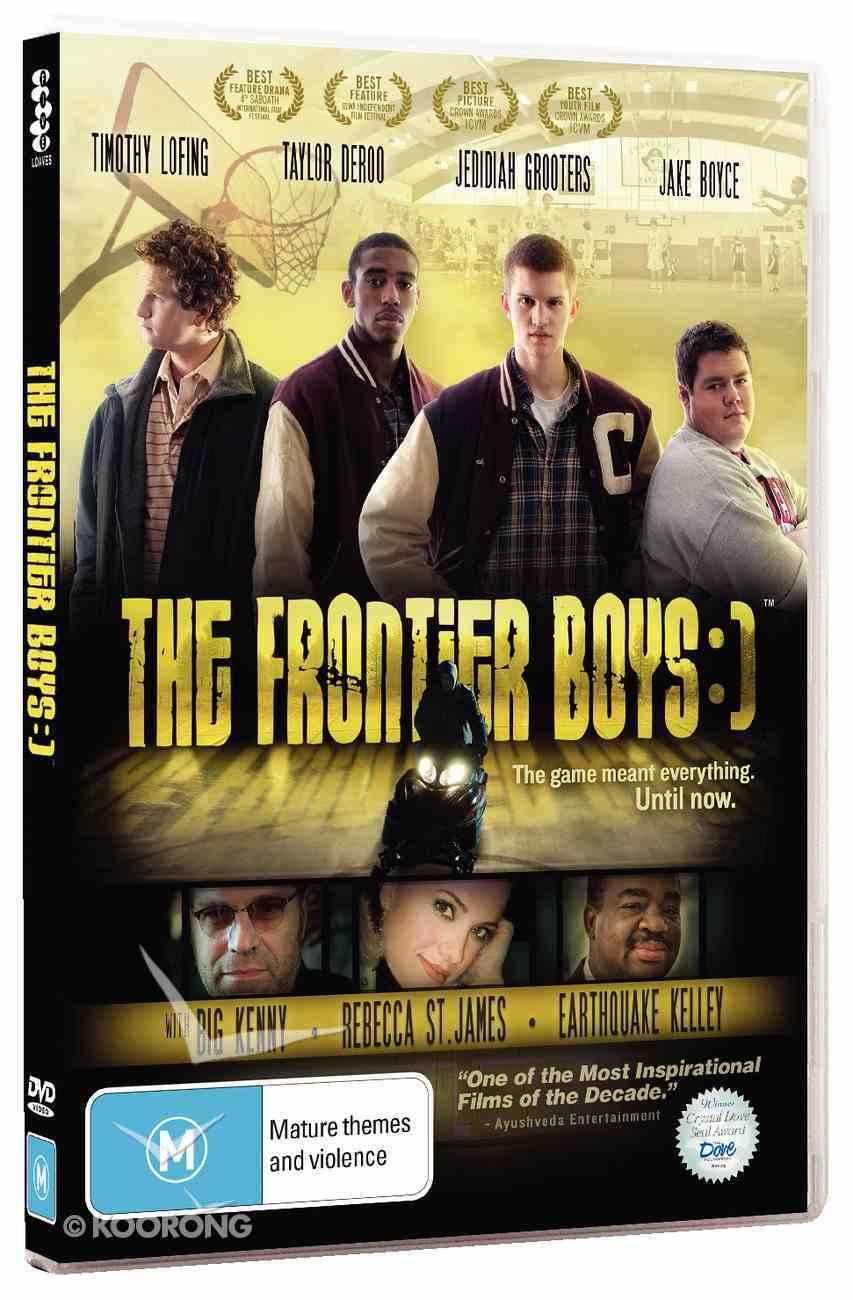 Scr DVD Frontier Boys: Screening Licence Standard Digital Licence