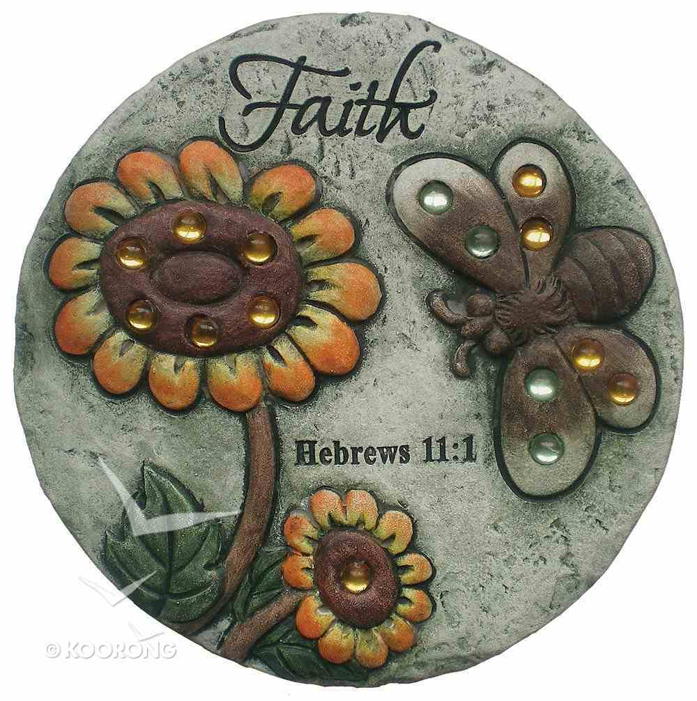 Faith Wall Plaque, Hebrews 11: 1 Homeware