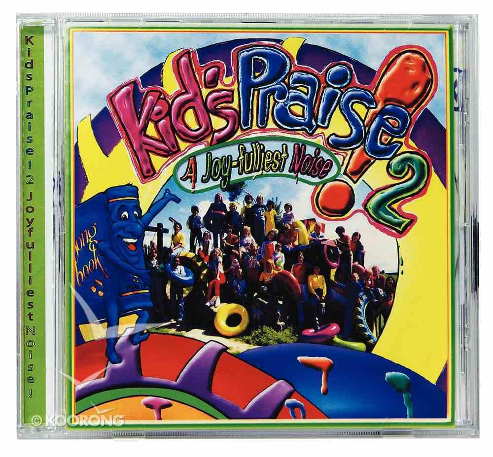 The Kids Praise Album! (Vol 2) CD