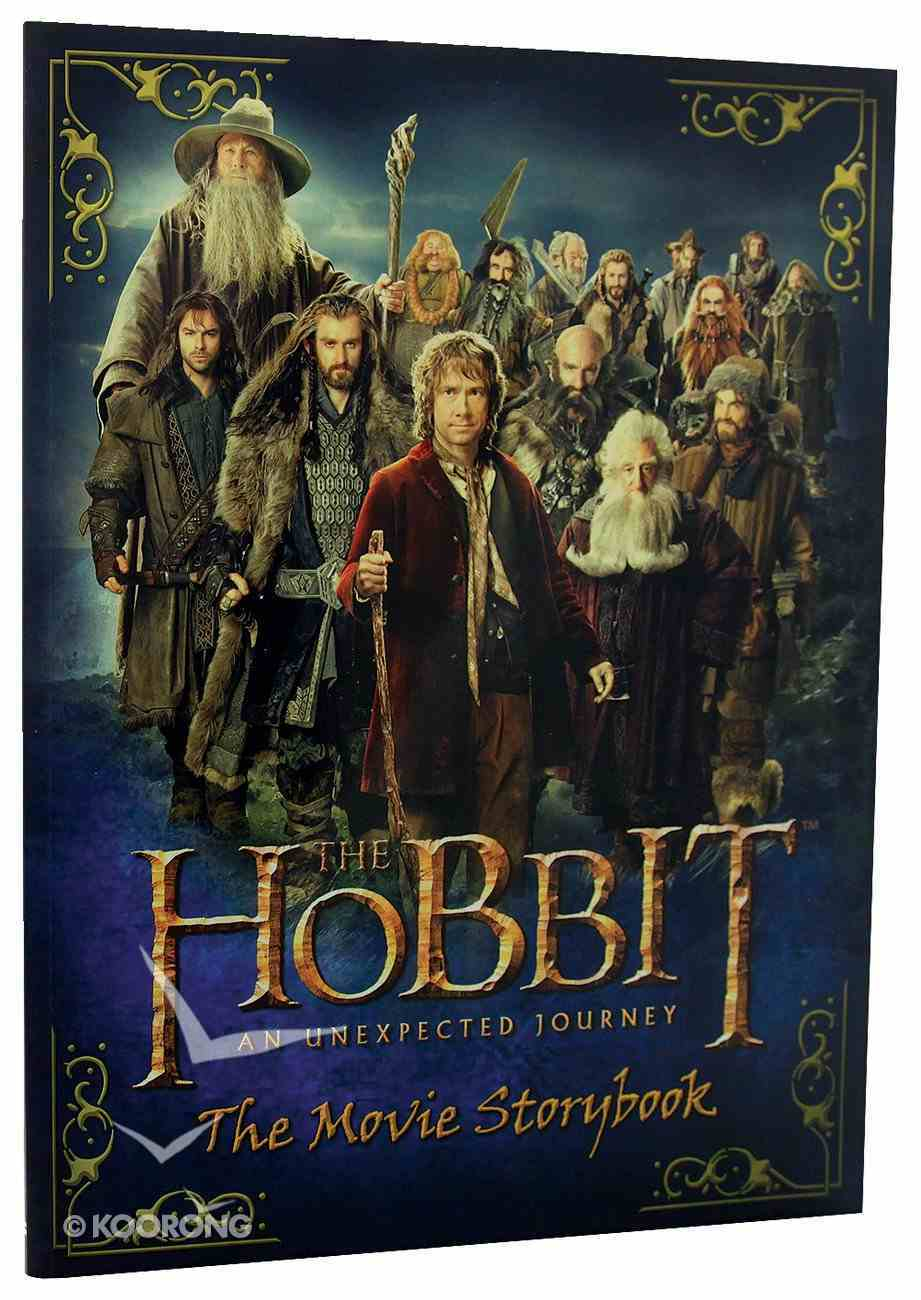 The Hobbit: An Unexpected Journey (Movie Storybook) Paperback