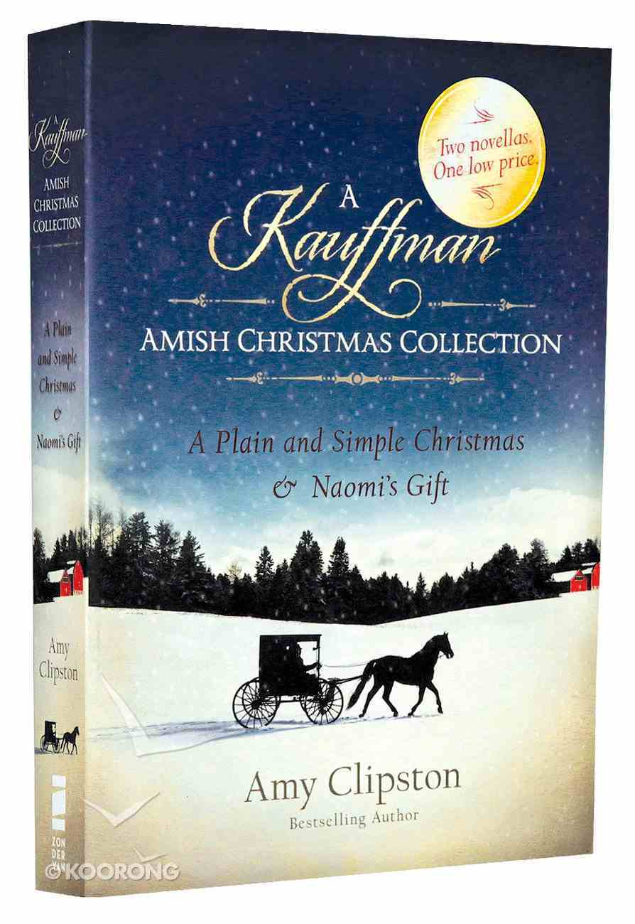 Plain and Simple Christmas (Kauffman Amish Christmas Collection Series) Paperback
