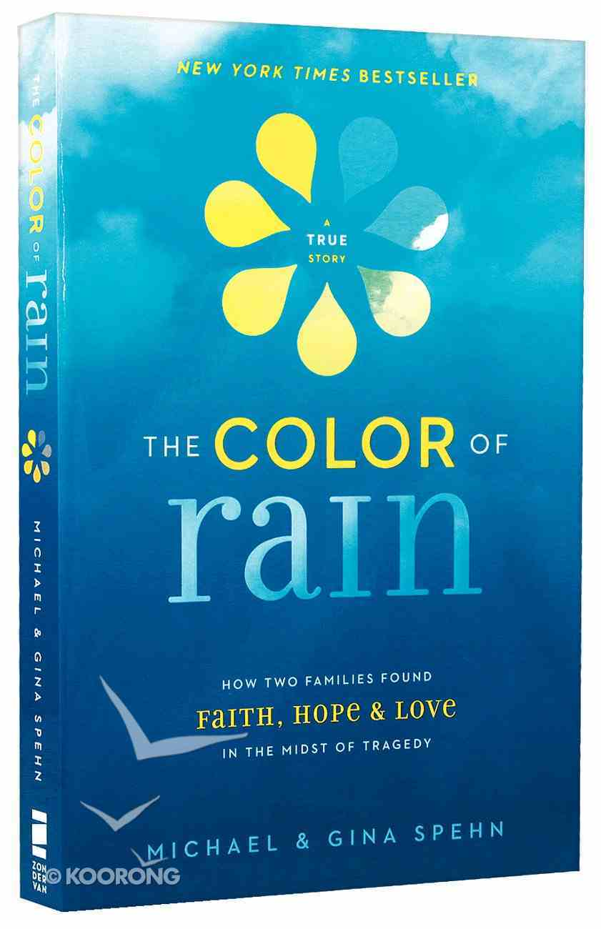 The Color of Rain Paperback