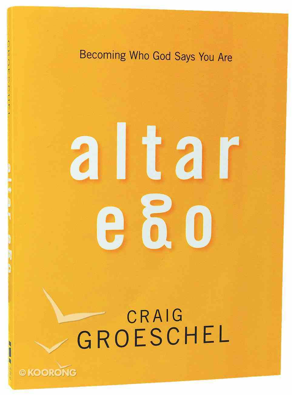 Altar Ego eBook