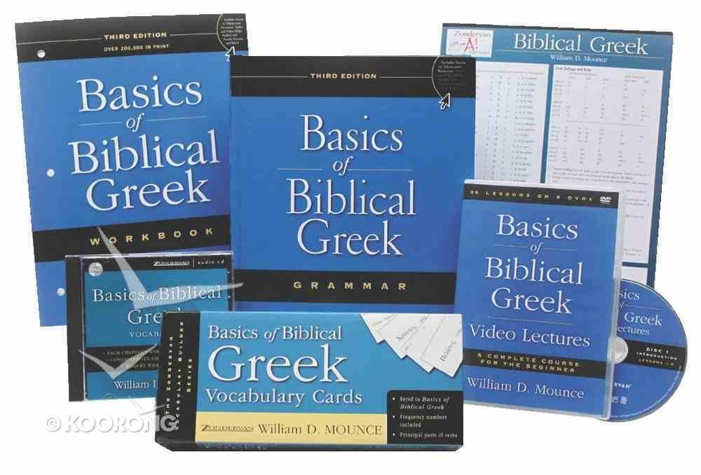 Learn Biblical Greek Kit Pack