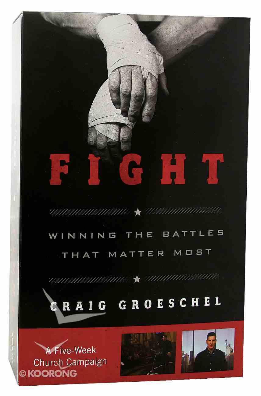 Fight (Curriculum Kit) Pack