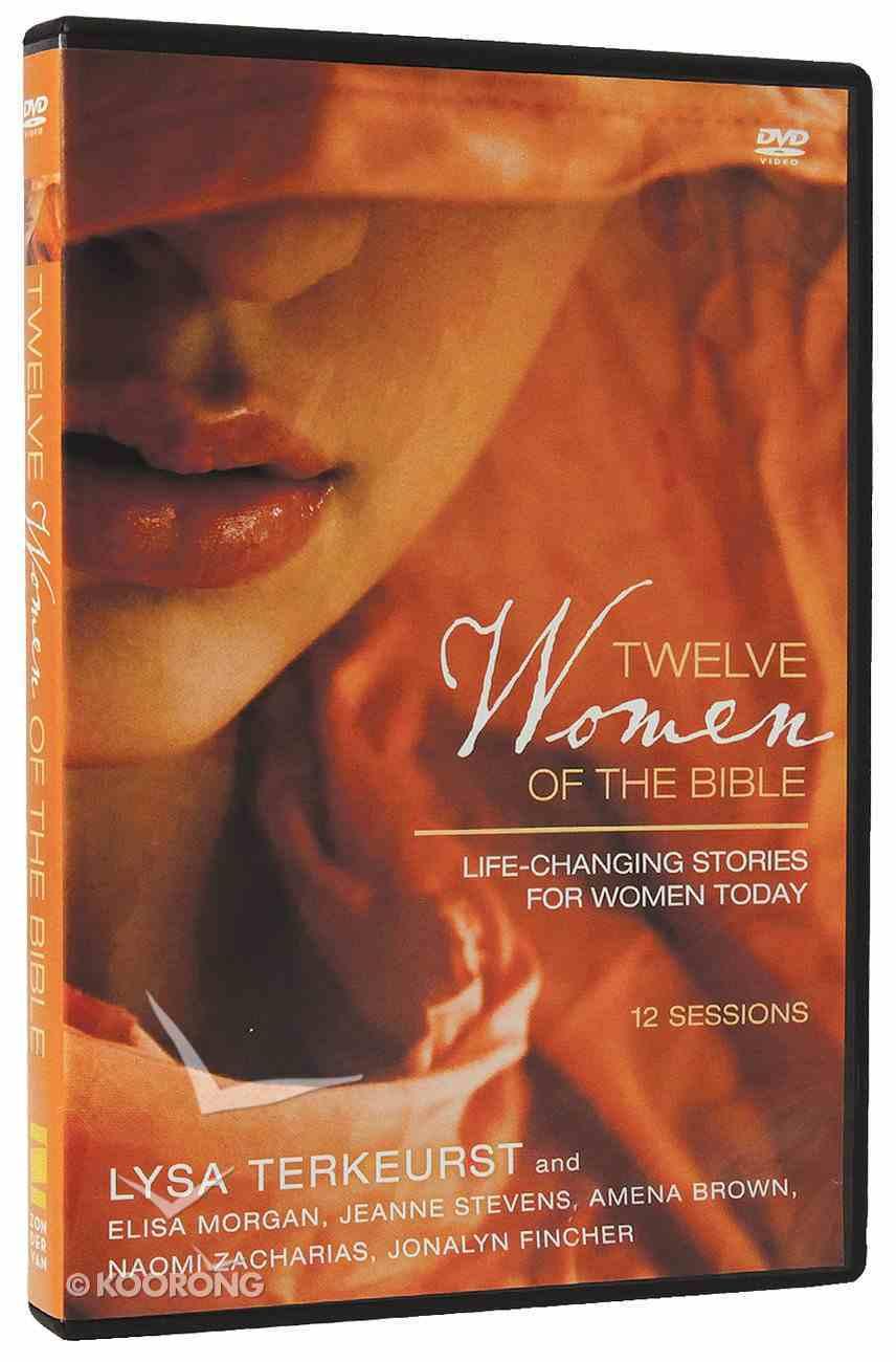 Twelve Women of the Bible (Dvd Study) DVD