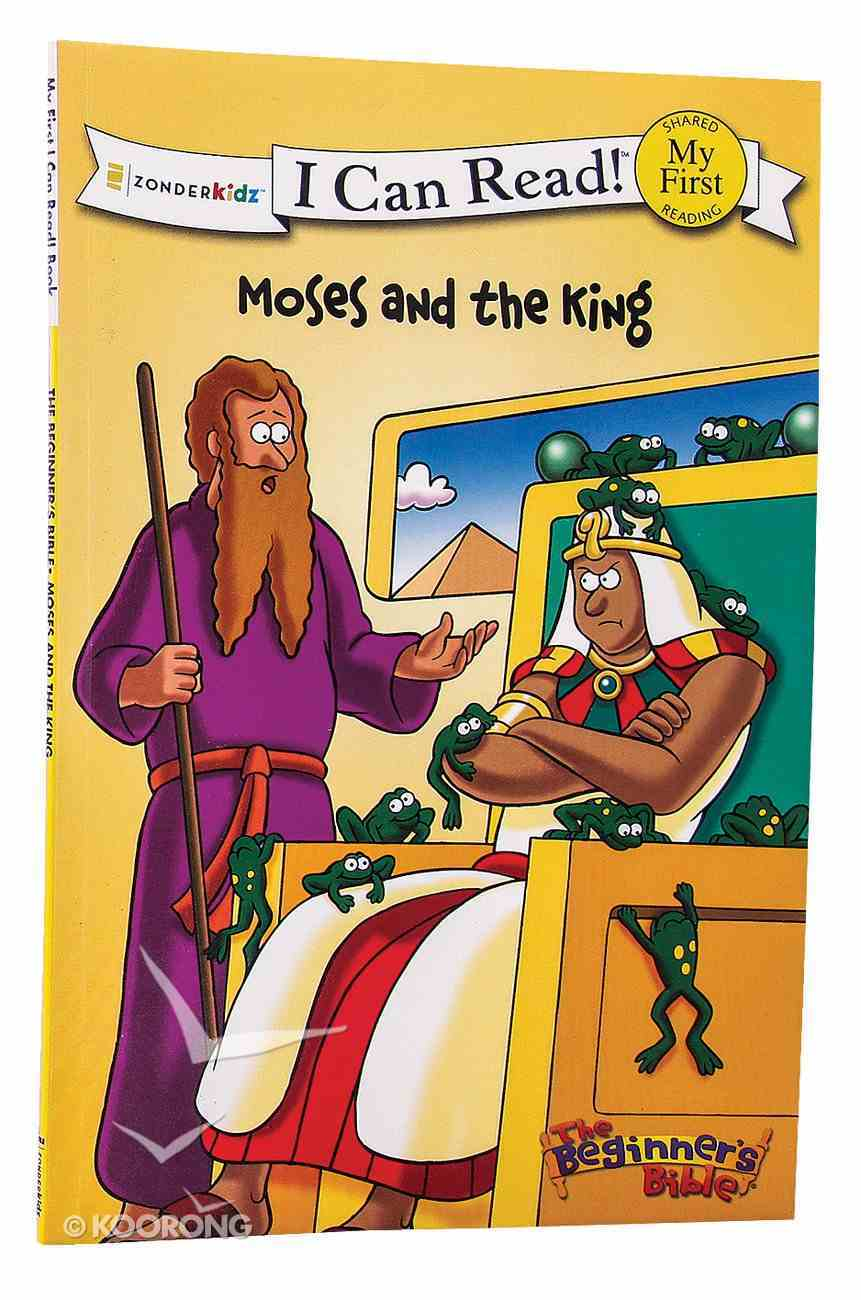 Moses and the King (My First I Can Read/beginner's Bible Series) Paperback