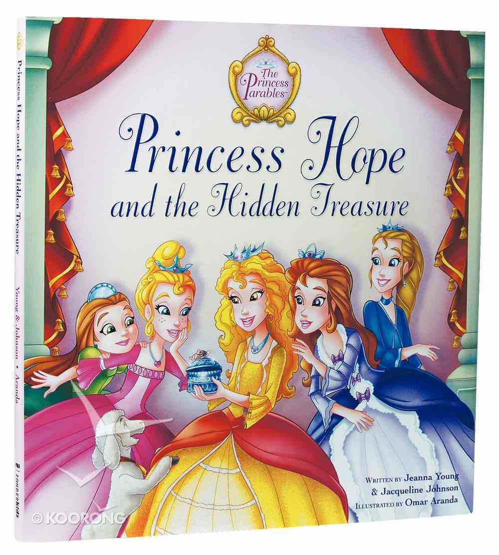 Princess Hope and the Hidden Treasure Hardback