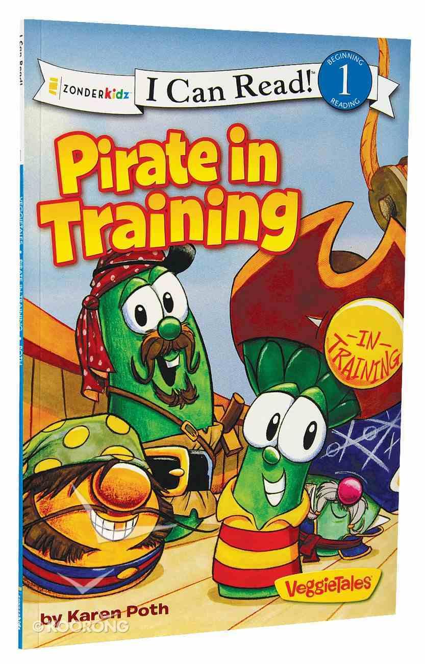 Pirate in Training (I Can Read!1/veggietales Series) Paperback