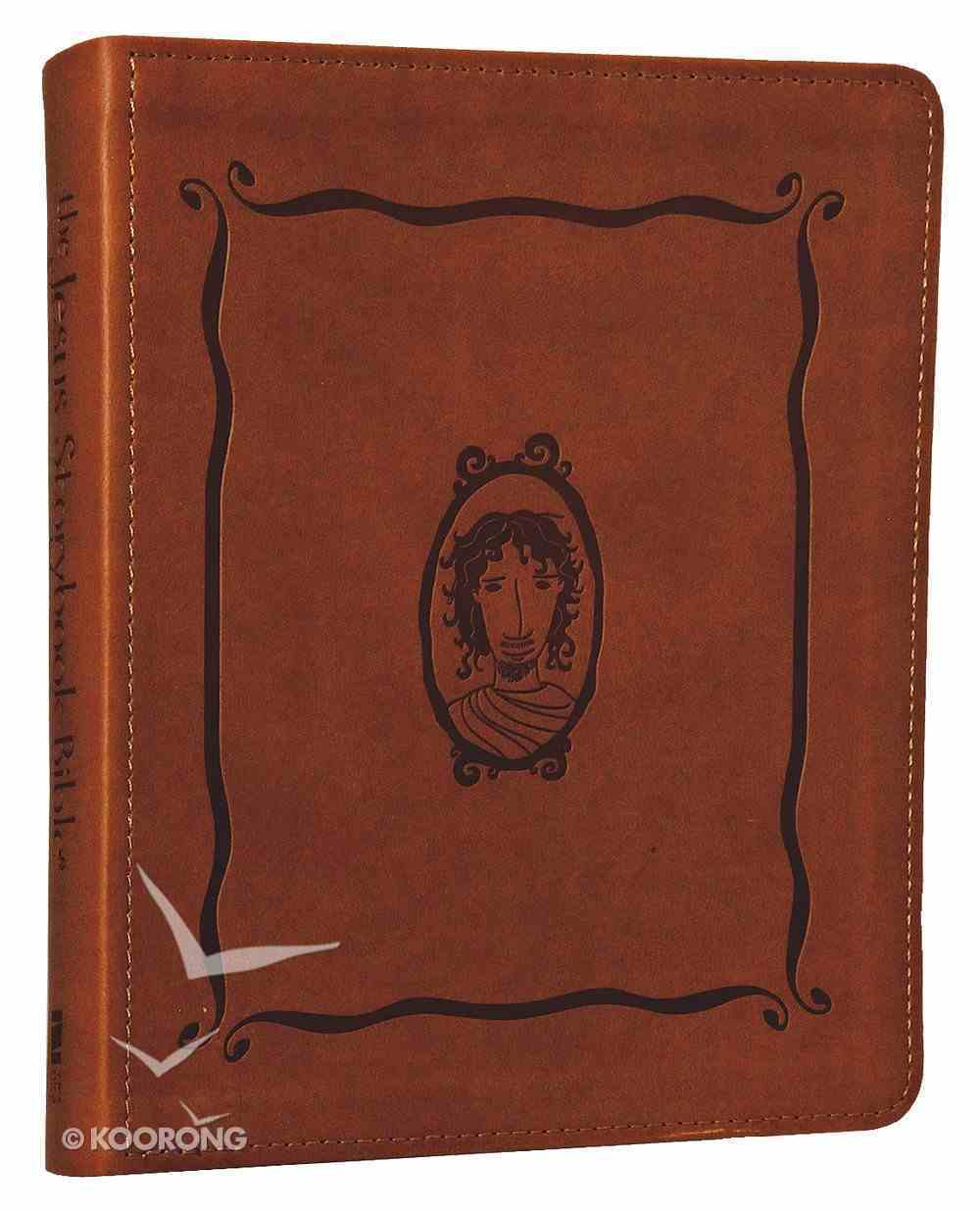The Jesus Storybook Bible (Gift Edition) Imitation Leather