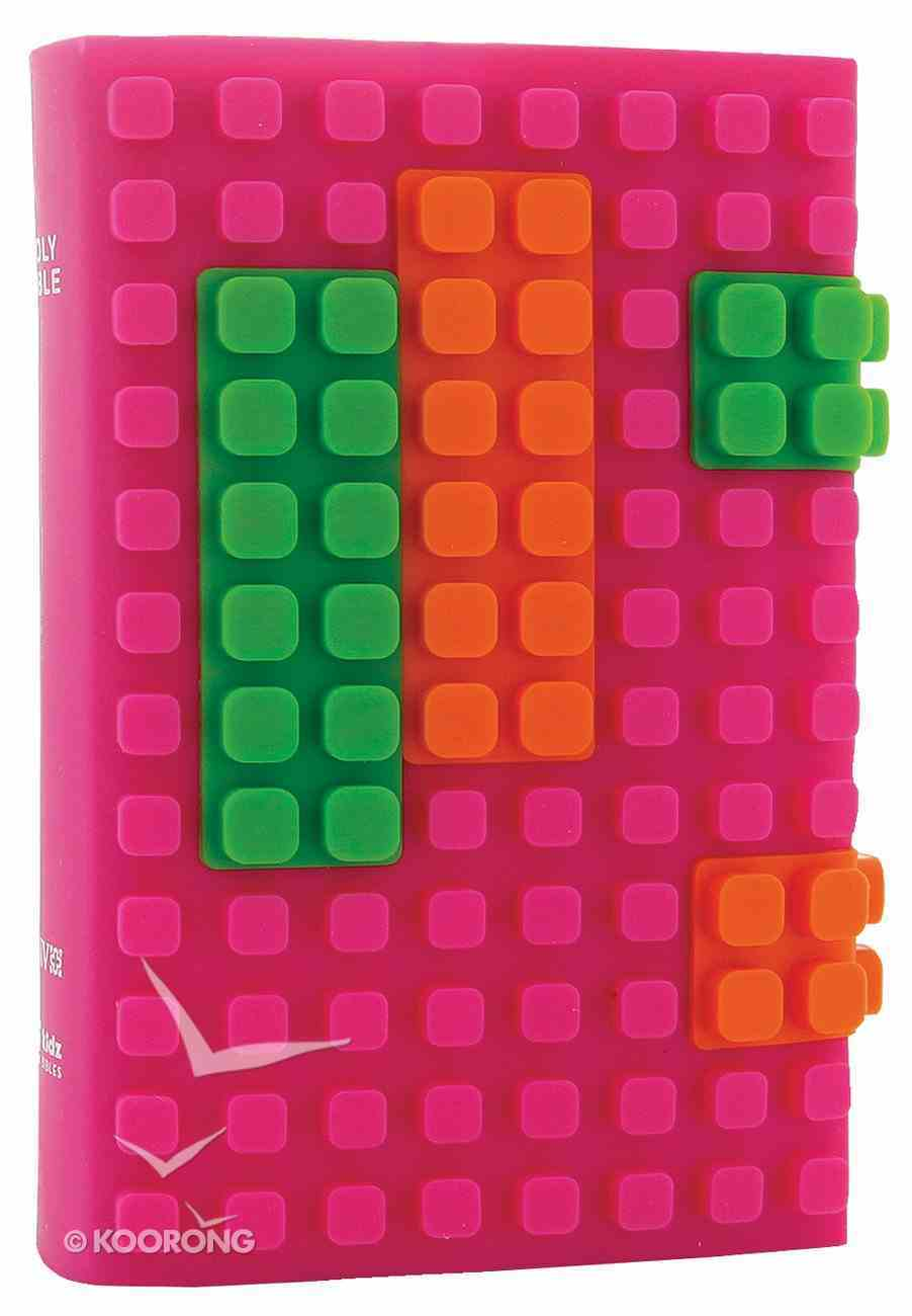 NIV Flexi Bible Pink (Red Letter Edition) Flexi Back