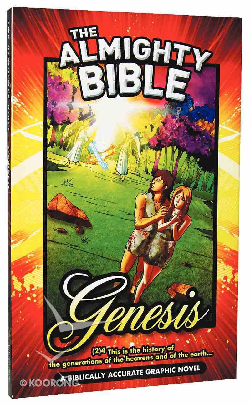 Almighty Bible: Genesis (Graphic Novel) Paperback