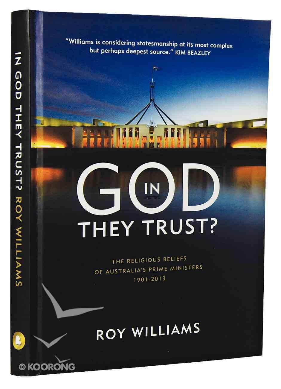 In God They Trust? Hardback