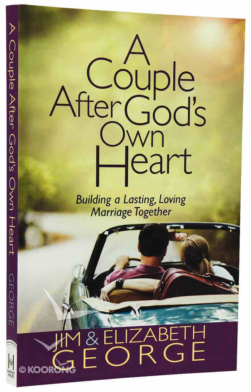 A Couple After God's Own Heart Paperback