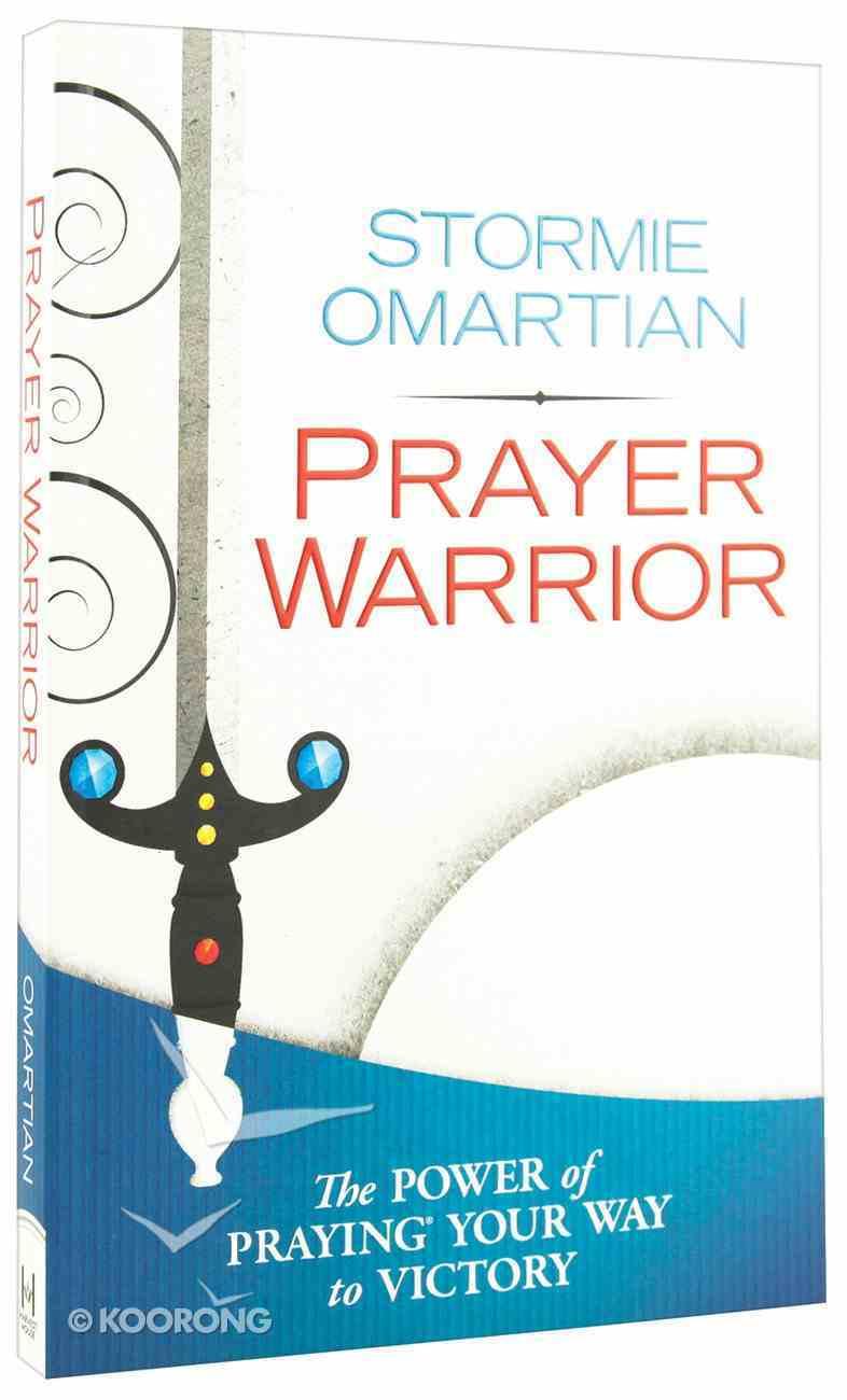 Prayer Warrior Paperback
