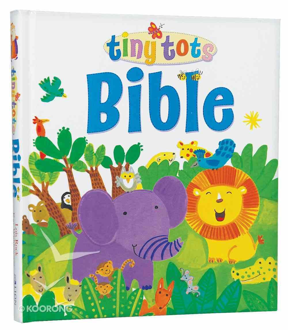 Tiny Tots Bible Hardback