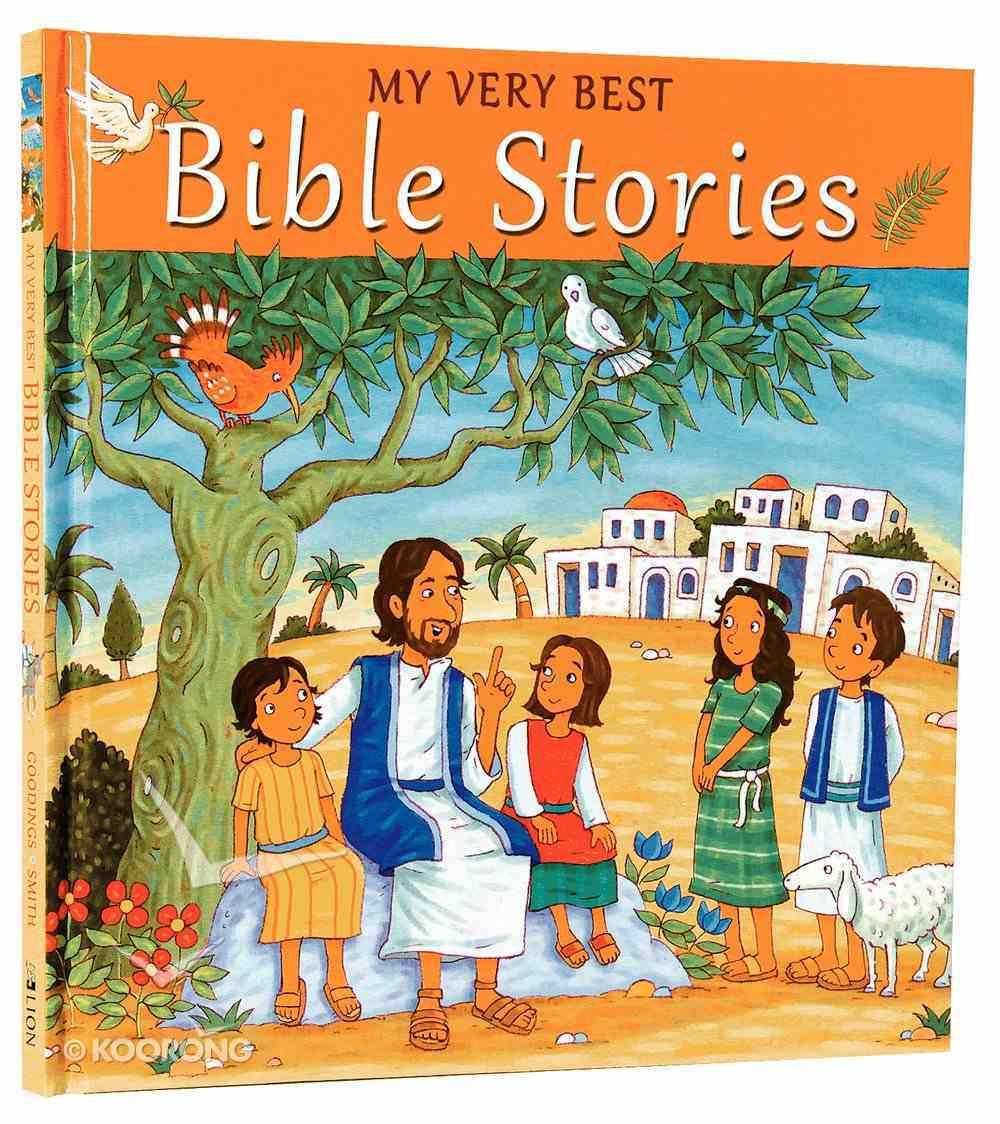 My Very Best Bible Stories Hardback