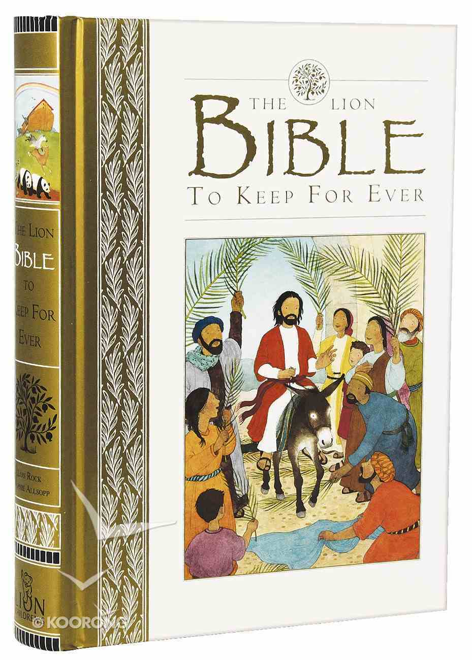 The Lion Bible to Keep For Ever Hardback