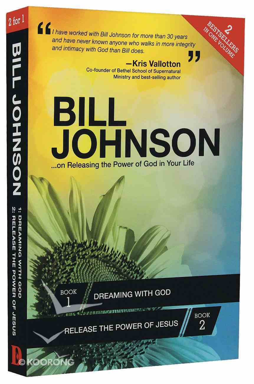 Dreaming With God and Release the Power of God (2in1 Omnibus) Paperback