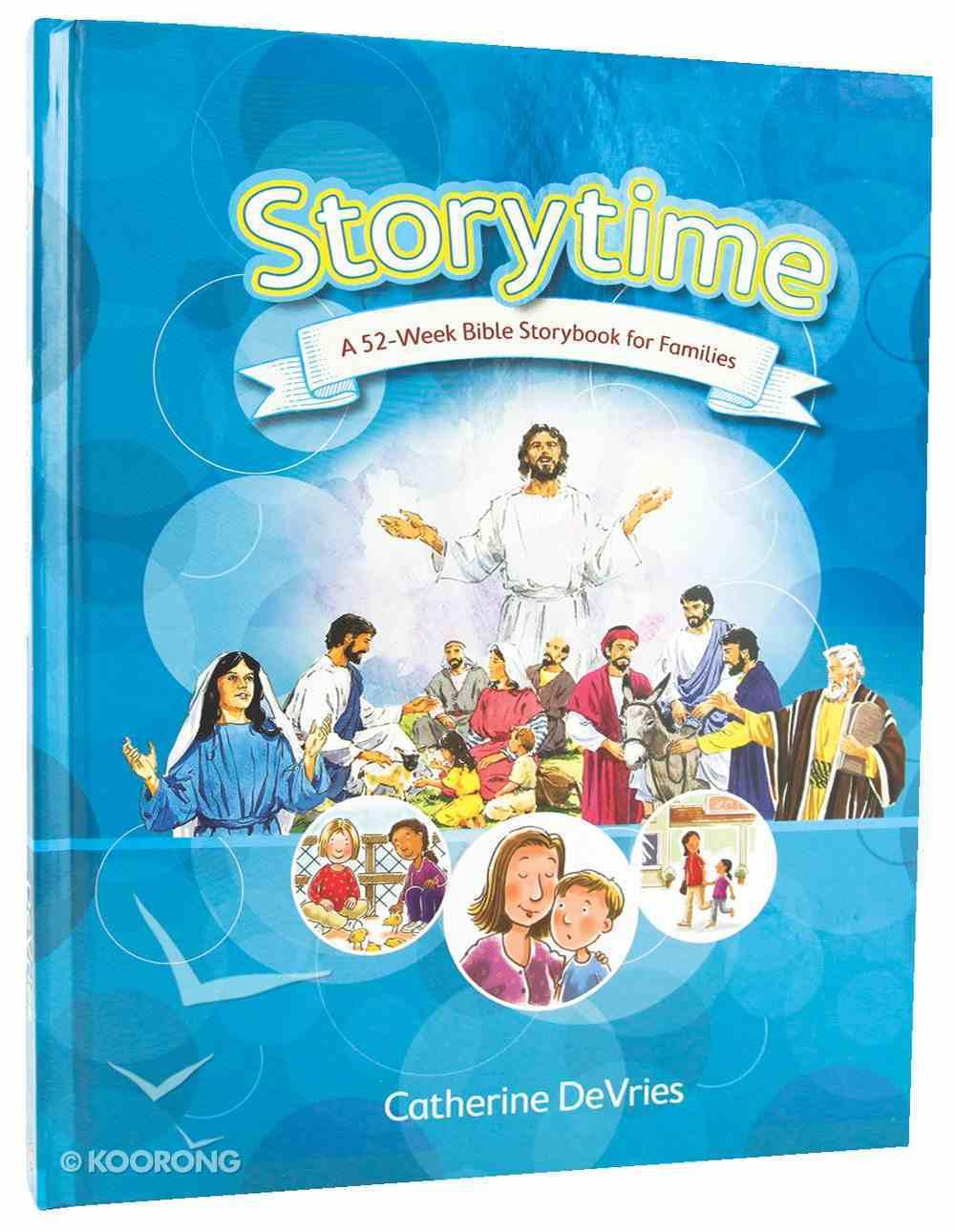 Storytime Hardback