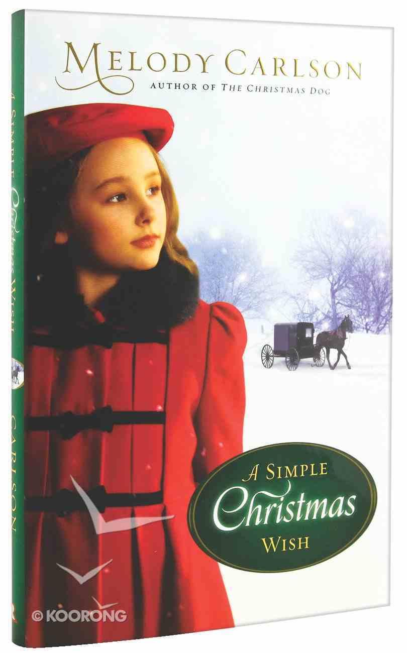 A Simple Christmas Wish Hardback