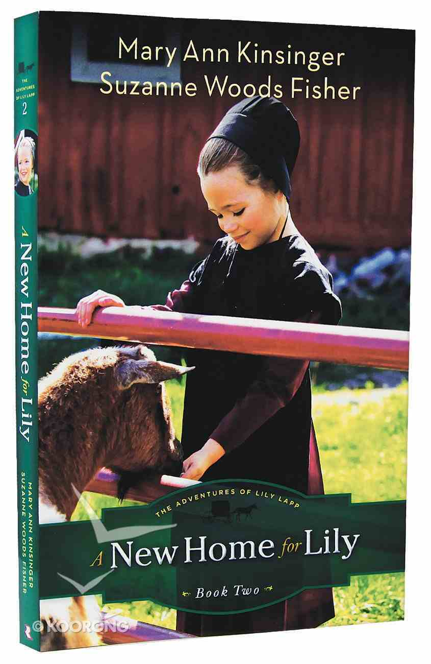 A New Home For Lily (#02 in The Adventures Of Lily Lapp Series) Paperback